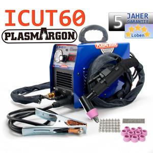 Plasmaschneider Plasmargon CUT 60 IGBT HF Zündung Plasmaschneidgerät bis 18MM