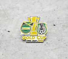 Pin Badge Jamaica - Mexico CONCACAF Gold Cup Final 2015 Pins Football