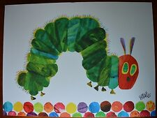 Oopsy Daisy The Very Hungry Caterpillar (TM) by Eric Carle Canvas Art