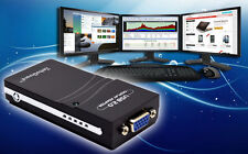Zettaguard USB 2.0 to VGA Multi Display / Video Graphics Adapter for Monitors