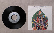 """VINYLE 45T 7"""" SP MUSIQUE / TEARS FOR FEARS """"LAID SO LOW (TEARS ROLL DOWN)"""" 1992"""