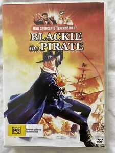 Terence Hill: Blackie the Pirate