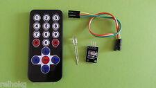 1 Kit Télécommande IR Infrarouge - DIY ARDUINO E473