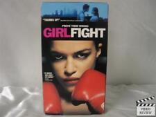 Girlfight Vhs Michelle Rodriguez; Karyn Kusama