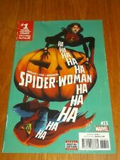 SPIDERWOMAN #13 MARVEL COMICS