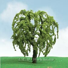 "JTT Scenery Willow Tree O-Scale 5.5"" Pro-Elite Series 1/pk 92402"