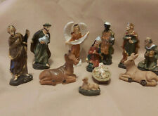 Nativity Scene Set   11 Figures