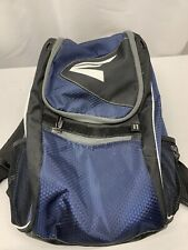 Easton Game Ready Baseball/Softball Backpack Bat Equipment Bag - Black