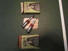 New listing Vintage Nos New Old Stock Superior Cold & Hot Side Faucet Inserts, ships free/Us