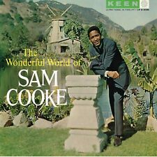 SAM COOKE wonderful world U.S. KEEN LP 8-6106_orig 1960 but looks BRAND NEW wow