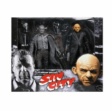 Sin City Hartigan Vs Yellow Bastard 2 Pack Action Figure Frank Miller Dark Horse