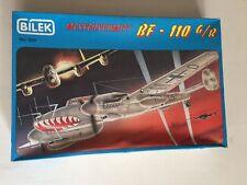 1999 Bilek Messerschmitt BF-110 G/R 1/72 Scale Model New 930