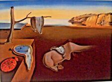 Art Print Poster Salvador Dali The Persistence of Memory  1931