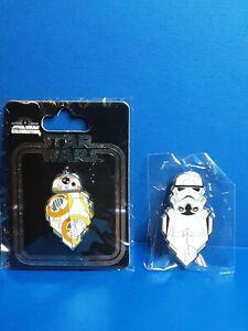 Star Wars Celebration 2020 Anaheim BB-8 & Stormtrooper Trading Pins