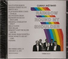 CLIMAX JAZZ BAND: RAINBOW ROUND MY SHOULDER ( CD )