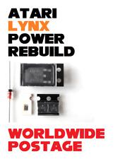 Atari Lynx Model 1 & Model 2 Power Rebuild Kit / MOSFET / Zener / Transistors