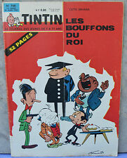Journal Tintin n°700, 22 mars 1962, Spaghetti, dessin Attanasio