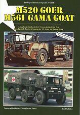 Tankograd 3018: M520 Goer M561 Gamma Goat