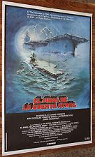 Used - Cartel de Cine  EL FINAL DE LA CUENTA ATRAS   Vintage  Movie Film Poster