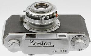 KONICA N°11825 Tokyo Japon Vers 1950 Objectif Hexar 3,5/50 mm N°17659
