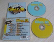 2 CD ALBUM L'ESSENTIEL TUBES 80 LES INTROUVABLES COMPILATION 40 TITRES 2004