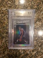 2016 Donruss Optic Caris Levert Holo RC Rookie BGS 9.5 Gem Mint Indiana Pacers