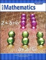 Grade 3 MCP Mathematics Level C Student Book 3rd Math Modern Curriculum Press