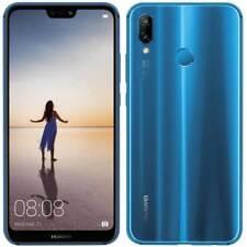 "Huawei P20 Lite 64GB Blue Blu Dual Sim 5,8"" 4Gb Ram No Brand Nuovo"