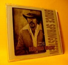 MAXI Single CD Bruce Springsteen Dead Man Walkin' 4TR 1996 Acoustic, Rock & Roll