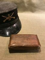 Spanish American War US Army Individual First Aid Dressing 2nd Pattern 1898