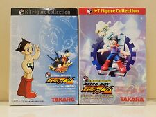 Astro Boy Kaiyodo x Takara Trading Figure #1 and #2 (Total of 11 figures)