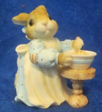 Enesco My Blushing Bunnies A Mom Like You Is A Blessing Come True 1996 P Hillman