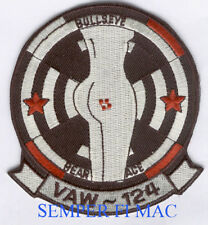 VAW 124 BEAR ACES US NAVY TOP GUN PATCH WOLFMAN TOPGUN