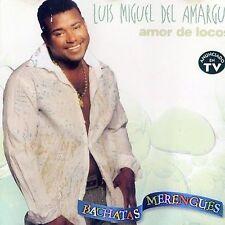 Luis Miguel Del Amargue : Amor De Locos CD