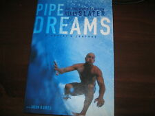 PIPE DREAMS A SURFER'S JOURNEY KELLY SLATER PROFESSIONAL SURF SURFING BK