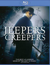 Jeepers Creepers [Blu-ray], Good DVD, Cassandra Barbour,Brandon Smith,Willi Bar,