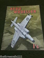 AERO MODELLER - JUNE 1956 - BOEING F4B-4 PLANS