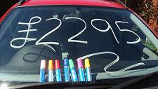 hi glow glass car sale window screen marker pen