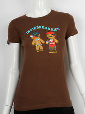Paul Frank LARGE $29 Brown Julius & Friends Indiebread Kids Punk Rock Tee NWT LG