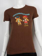 Paul Frank LARGE $29 Brown Julius & Friends Indiebread Kids Punk Rock Tee NWT LG
