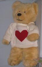 Large 28� Teddy Bear Long Hair Free Shipping