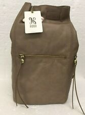 Hobo Genuine Leather Phoenix Cobblestone Backpack Handbag Purse Retail $258