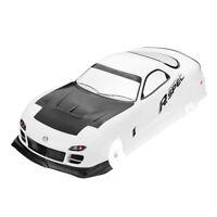 1/10 RC Car Body Shell for Mazda RX-7 Tamiya 190mm On Road Drift Car Vehicle Kit