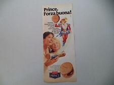advertising Pubblicità 1979 PRINCE PAREIN