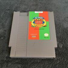 Nintendo NES Attack Of the Killer Tomatoes USA Très Bon état