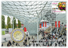 ITALIA BUSTA PNC 2015 - EXPO MILANO