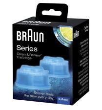 Braun Clean&Renew CCR2 Reinigungskartuschen 2 x 170 ml Lemon Lemonfresh CCR 2