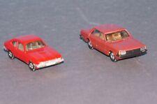 BOX26/5] 2x Herpa Ford Granada Ghia 2,8 & Ford Capri Ghia 3.0