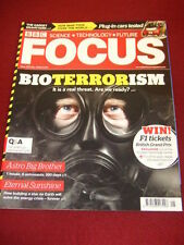 May BBC Focus Science Magazines