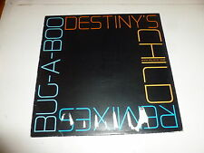 "DESTINY'S CHILD - Bug-A-Boo Remixes - UK 2-track promo 12"" Vinyl Single"